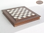 Italian Alabaster Chess Board with Storage