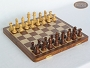Large Folding Magnetic Chess Set