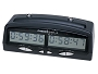 Black Digital Chess Clock - 8 1/2 in.