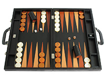 Zaza & Sacci backgammon sets