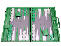 Hector Saxe backgammon sets