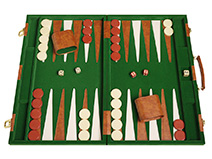 Middleton Games backgammon sets