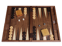 Orion Woodcraft backgammon sets
