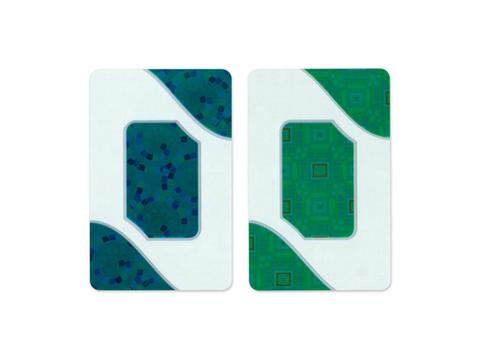 Copag Acqua Transparent Bridge Card - Double Deck
