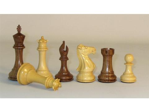 Stallion Knight Rosewood Chessmen