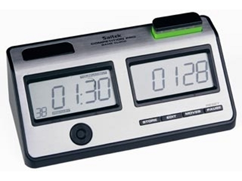 Mephisto Competition Game Clock