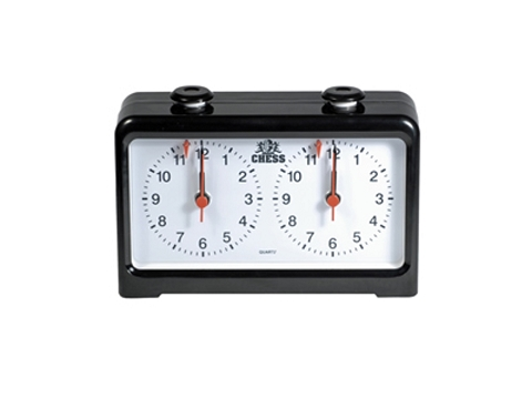 Royal Crest Analog Chess Clock/Timer
