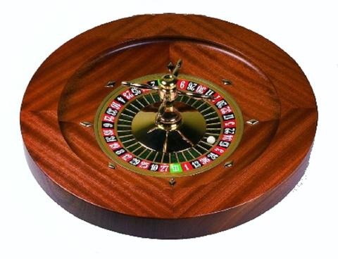 Professional Wood Roulette