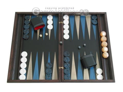 Sensation Backgammon Set with Racks - Model 404