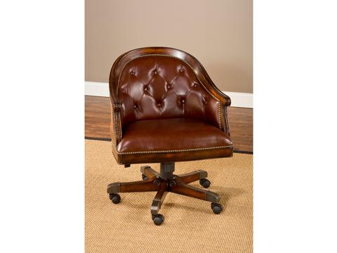 Harding Caster Game Chair