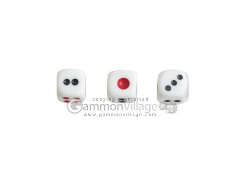 Deluxe Mah Jong Dice - Set of 3
