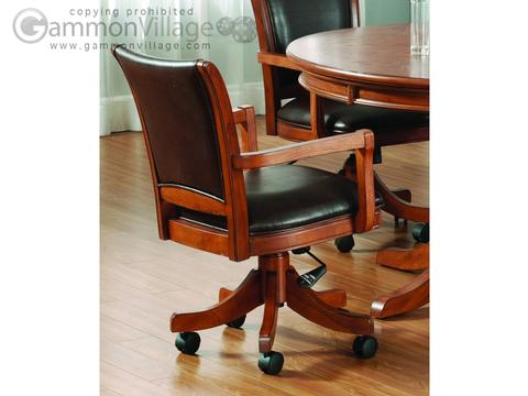 Park View Caster Game Chair