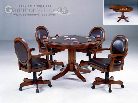 Warrington Game Table