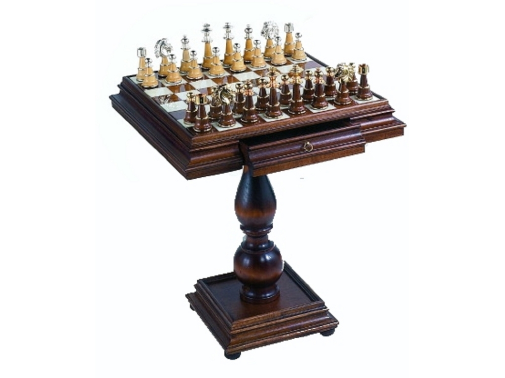 The Naples Chess Table