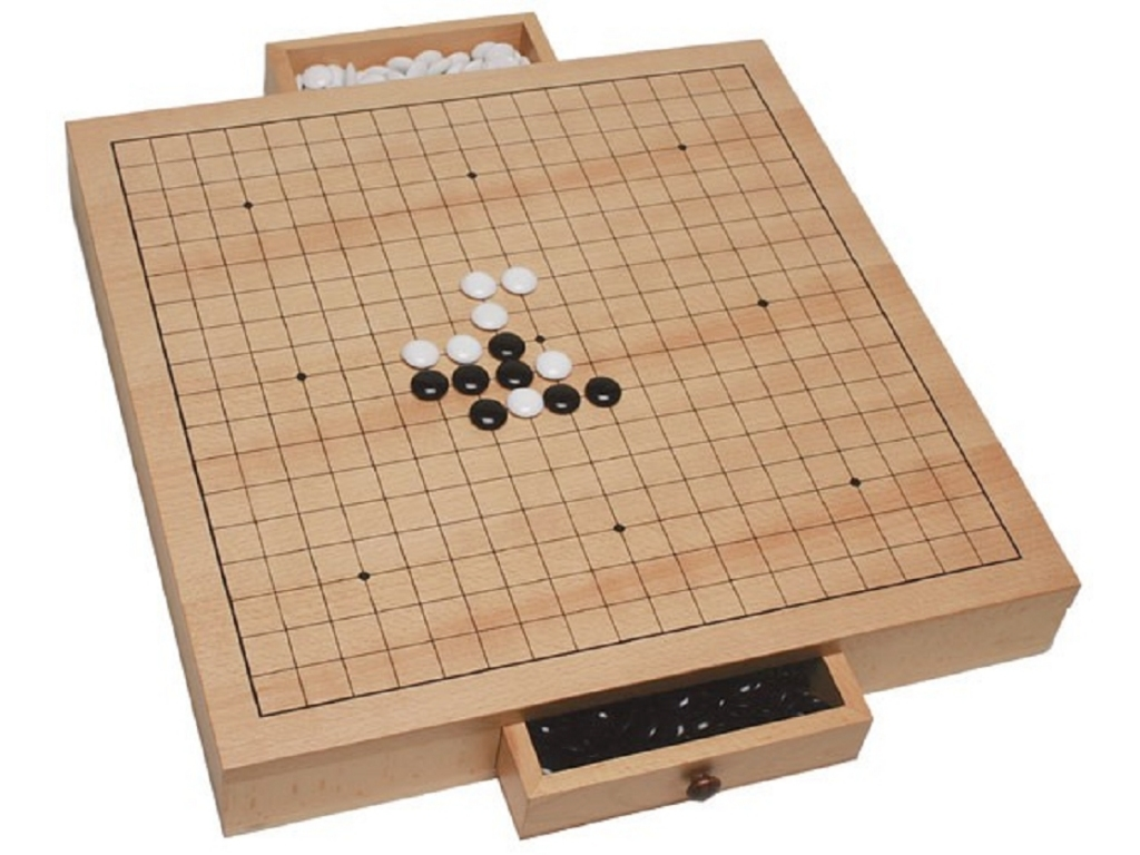Large Go Set - With Drawers