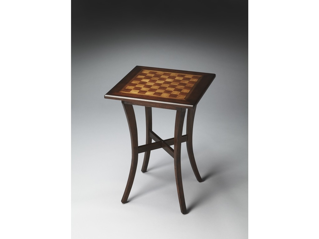 Maxwell Espresso Game Table
