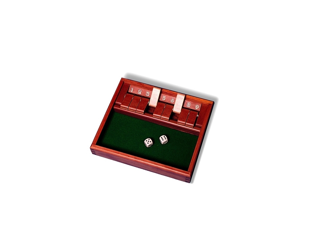 2440 - Shut The Box (9 Numbers)