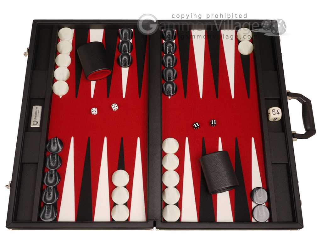 Freistadtler™ Professional Series - Tournament Backgammon Set - Model 330Z