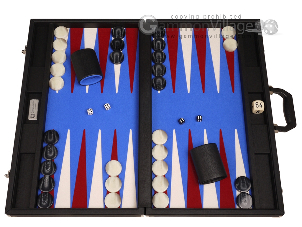 Freistadtler™ Professional Series - Tournament Backgammon Set - Model 350Z