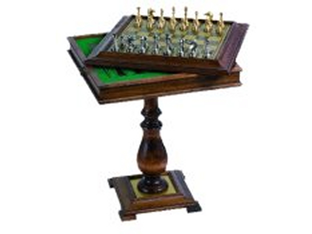 Three-In-One Game Table