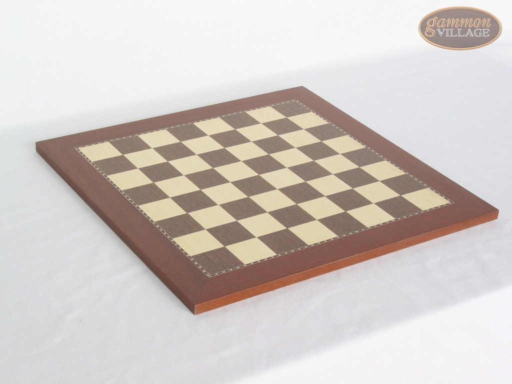 Spanish Traditional Chess Board [Small]