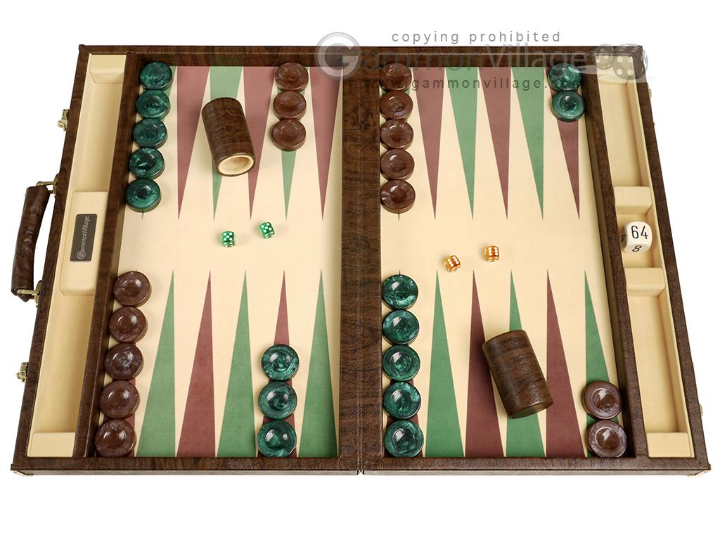 Welcome to the most social backgammon app!