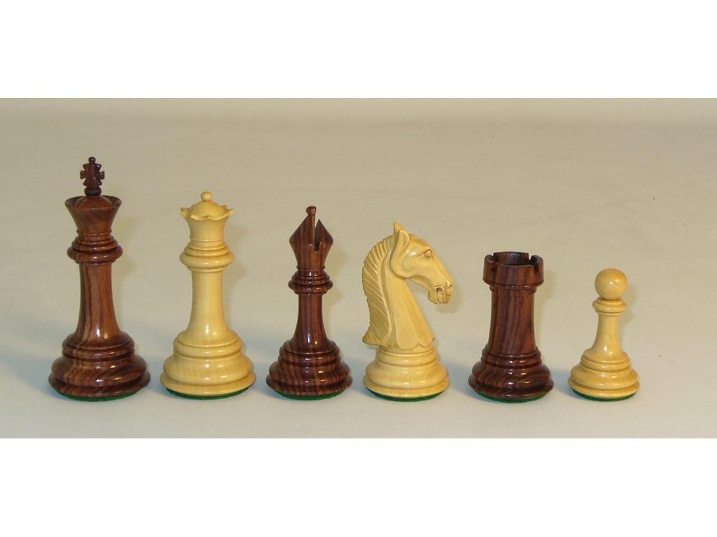Camelot Rosewood Chessmen