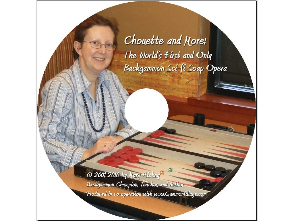 Chouette and More - Book on CD - by Mary Hickey