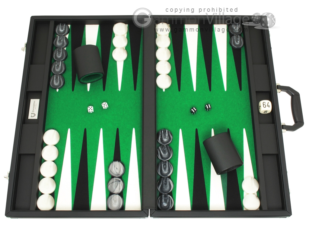 Freistadtler Professional Series - Tournament Backgammon Set - Model 300Z