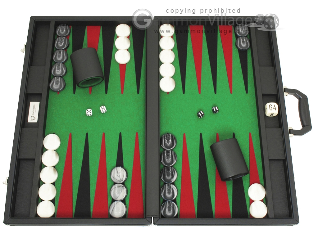Freistadtler Professional Series - Tournament Backgammon Set - Model 310Z
