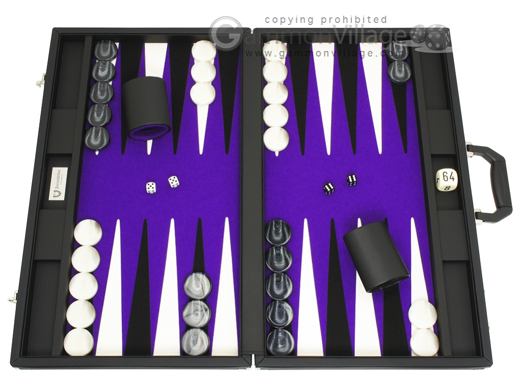 Freistadtler Professional Series - Tournament Backgammon Set - Model 320Z