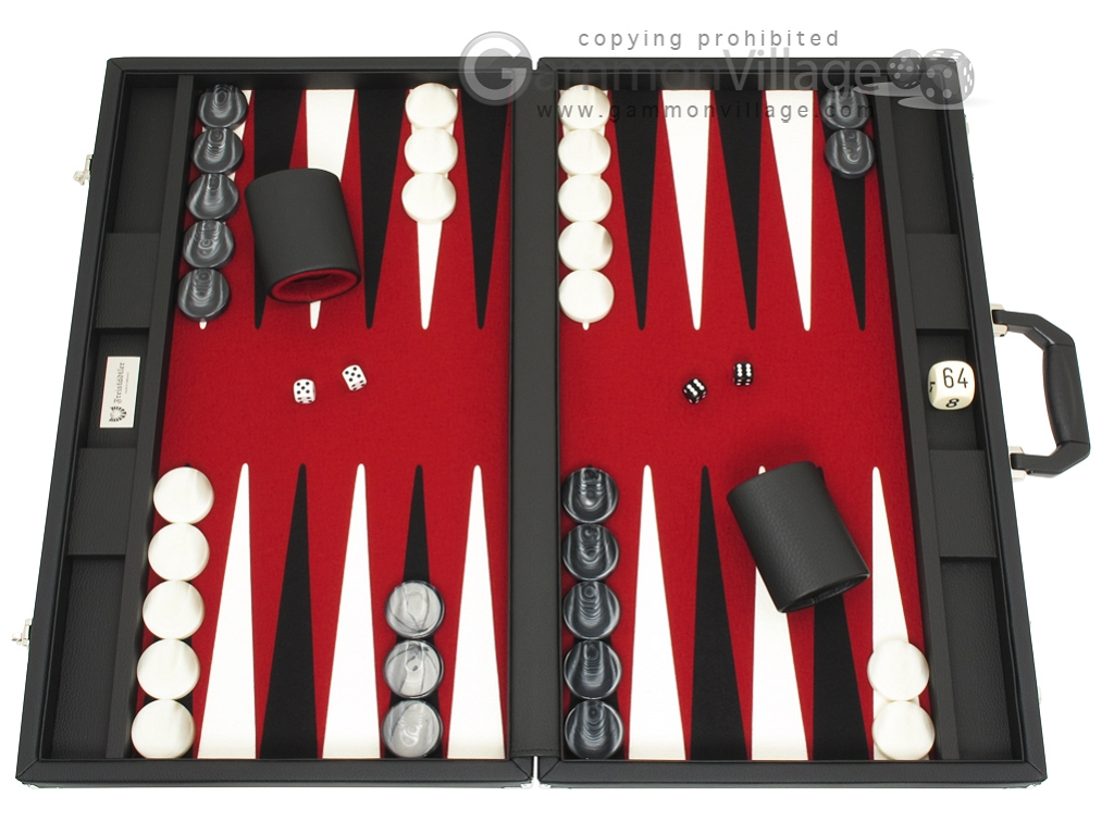 Freistadtler Professional Series - Tournament Backgammon Set - Model 330Z