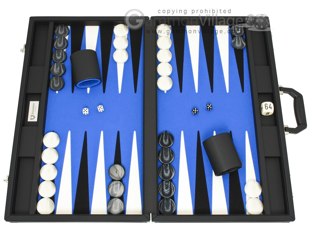 Freistadtler Professional Series - Tournament Backgammon Set - Model 340Z