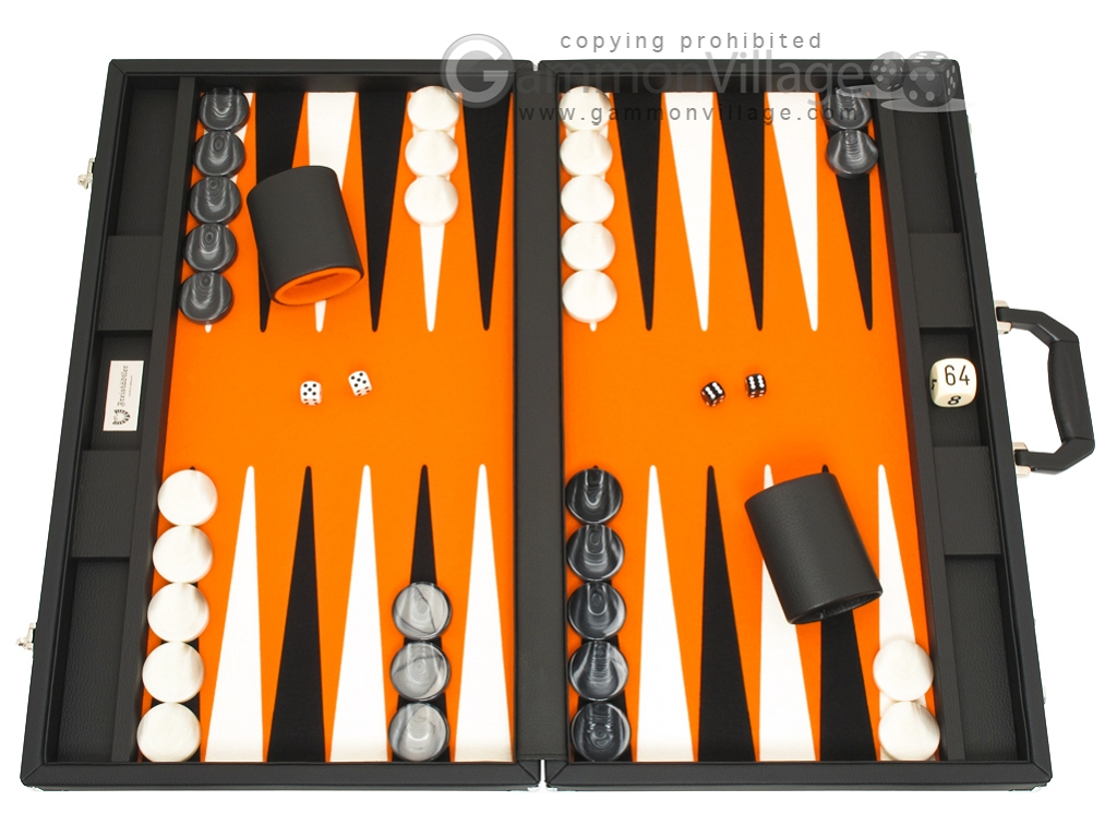 Freistadtler Professional Series - Tournament Backgammon Set - Model 360Z