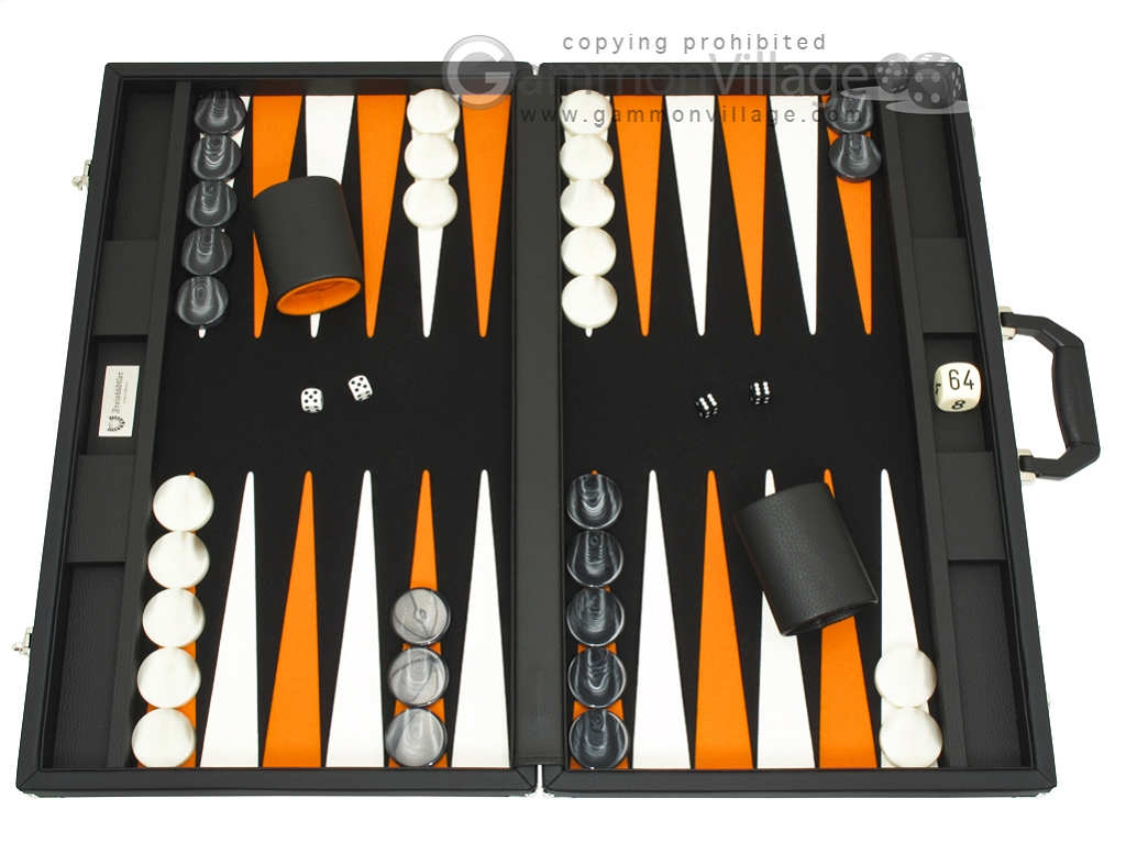 Freistadtler Professional Series - Tournament Backgammon Set - Model 370Z