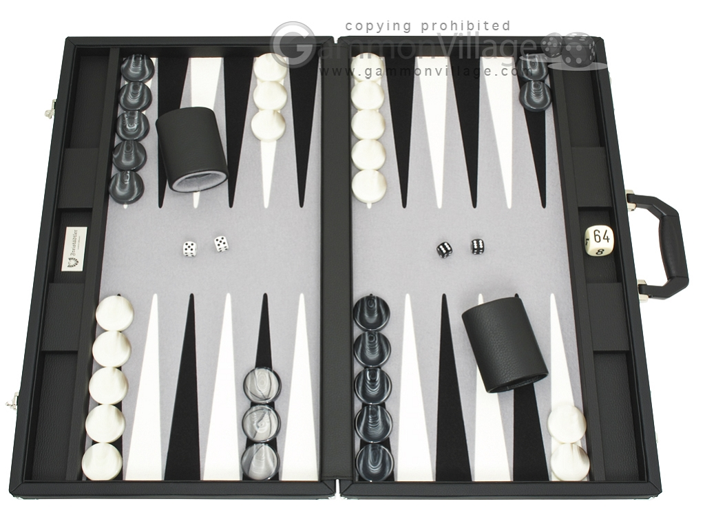 Freistadtler Professional Series - Tournament Backgammon Set - Model 390Z