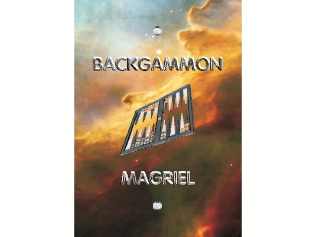 Backgammon - Hardcover - by Paul Magriel and Renée Magriel Roberts