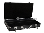 picture of Large Empty Aluminum Mah Jong Case - Black (2 of 4)