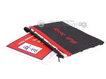 picture of Mah Jongg League Card Zippered Pouch - Black (2 of 4)
