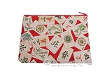picture of Mah Jongg League Card Zippered Pouch - Green (4 of 4)