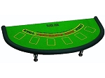 Black Jack Table - Item: 1098