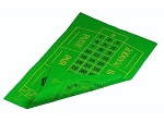 Craps/Roulette Table Cover - 25 x 16 - Item: 1109
