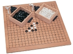 Large Go Set - With Holders - Item: 1316