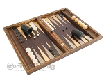 picture of Zebrano Backgammon Set with Racks (2 of 12)