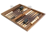 picture of Zebrano Backgammon Set with Racks (3 of 12)