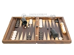 picture of Zebrano Backgammon Set with Racks (4 of 12)