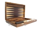 picture of Zebrano Backgammon Set with Racks (7 of 12)