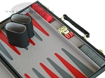 picture of 15-inch Backgammon Set - Black (6 of 9)