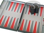 picture of 15-inch Backgammon Set - Black (7 of 9)