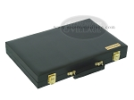 picture of 15-inch Backgammon Set - Black (8 of 9)